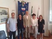 Galardini, Logli, Betti sindaco, Neri, Menicacci