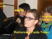 Paola NANNI - Comndante della PM Montale